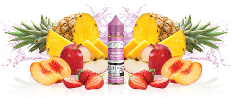 Glas BASIX - Caribbean Punch E-Liquid 60ML