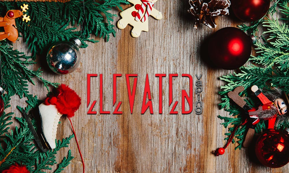 2017 Holiday Vape Gift Guide from Elevated Vaping