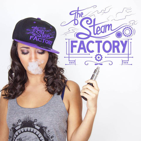 The Steam Factory at Elevated Vaping
