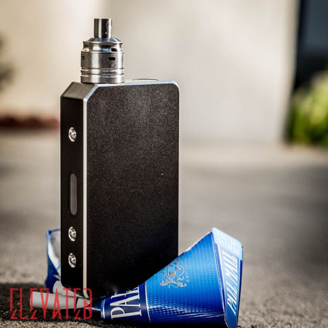 Quitting Smoking at Elevated Vaping