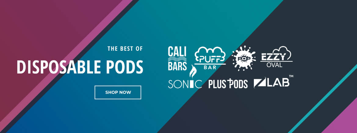 Shop Best Disposable Pods at Elevated Vaping