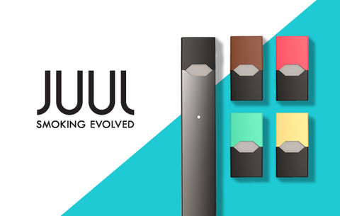 JUUL Vapor at Elevated Vaping