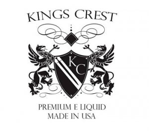 Kings Crest ejuice at Elevated Vaping