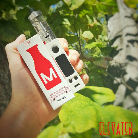 Mylk by Brewell at Elevated Vaping