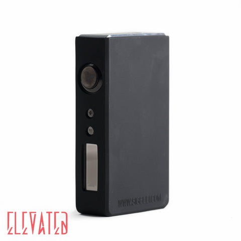The Sigelei 150 Watt Box Mod at Elevated Vaping