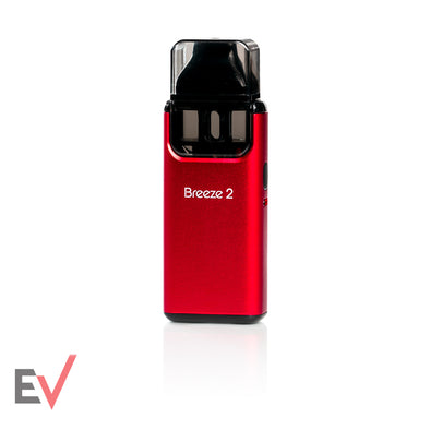 Aspire Breeze 2 all in one starter kit red