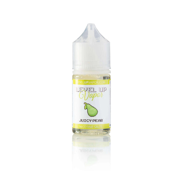 Level Up Nicotine Salts - Juicy Pear