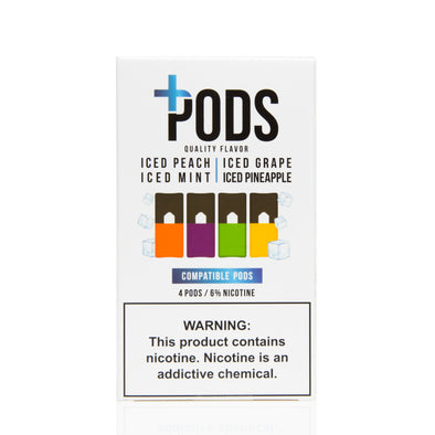 Juul Pods | Juul Pod Flavors | Cheap Juul Pods | Elevated Vaping