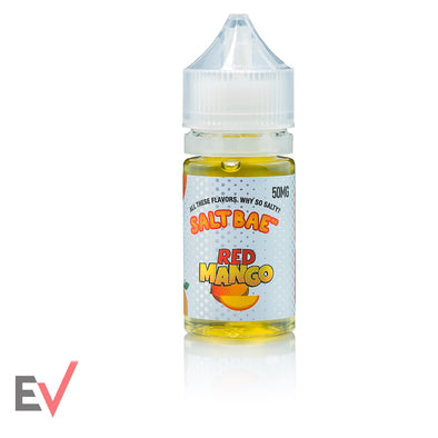 Red Mango Nicotine Salt from Salt Bae 50