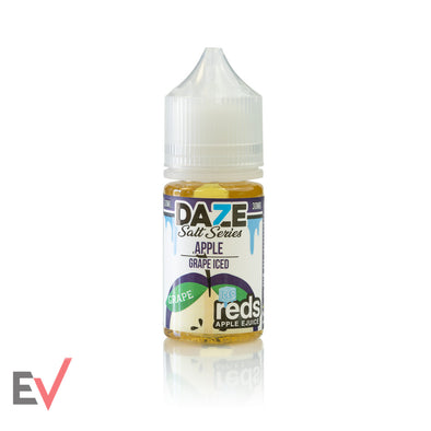 Reds Apple Grape Iced Nicotine Salt