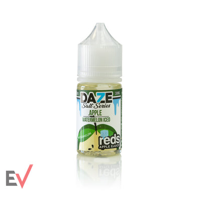 Reds Apple Watermelon Iced Nicotine Salt