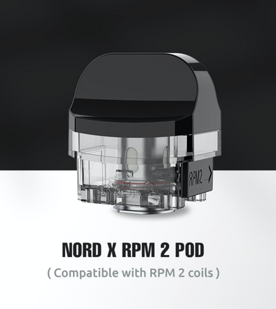 SmokTech Nord X Empty Pod RPM 2