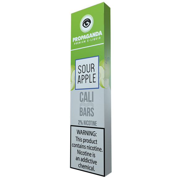 Sour Apple Cali Bar Disposable Vape