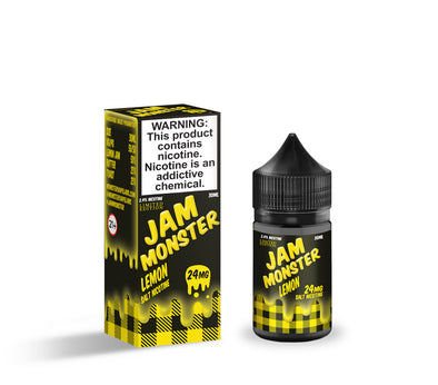 Jam Monster Lemon Nicotine Salt 30ml