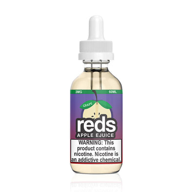 Grape Reds Apple Juice from 7 Daze at Elevated Vaping