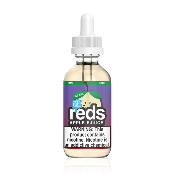 Grape Reds Iced 60ml at Elevated Vaping