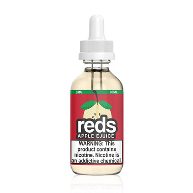 Reds Apple Juice by 7 Daze at Elevated Vaping