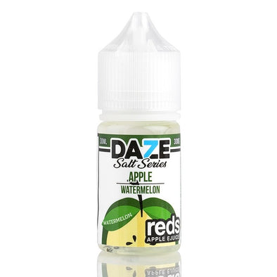 Reds Apple Watermelon Nic Salt 30ml - 7 Daze Salt Series