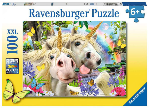 DON'T WORRY BE HAPPY XXL PUZZLE 100 PCS, RAVENSBURGER