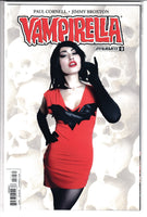 VAMPIRELLA #3, COVER C COSPLAY (2017)