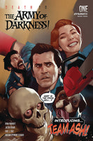 DEATH TO ARMY OF DARKNESS #1, COVER A OLIVER, Dynamite (2020)