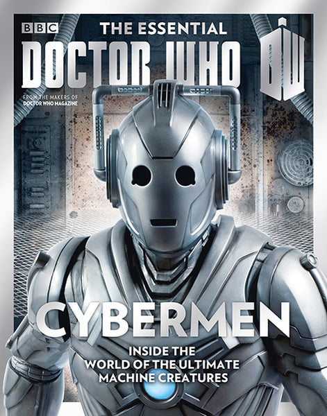 THE ESSENTIAL DOCTOR WHO #1 - THE CYBERMEN, Panini Publishing (2014)