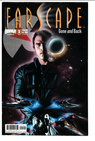FARSCAPE: GONE AND BACK #2 (OF 4), COVER A, VF, BOOM! (2009)