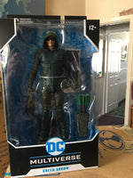 MACFARLANE TOYS CLASSIC GREEN ARROW 7IN SCALE WAVE 1 AF, BNIB