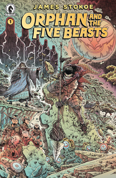 ORPHAN AND THE FIVE BEASTS #1 (OF 4)