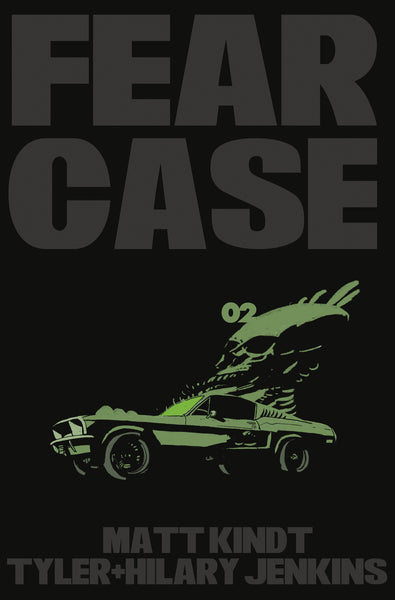 FEAR CASE #2 (OF 4) CVR A JENKINS PRE-ORDER 31/03/2021