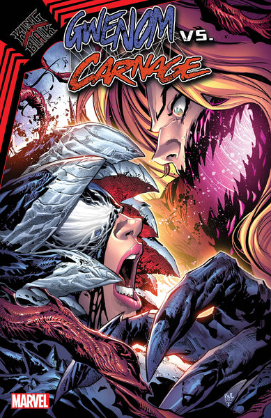 KING IN BLACK GWENOM VS CARNAGE #3 (OF 3) PRE-ORDER 31/03/2021