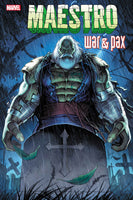 MAESTRO WAR AND PAX #3 (OF 5) PRE-ORDER 31/03/2021
