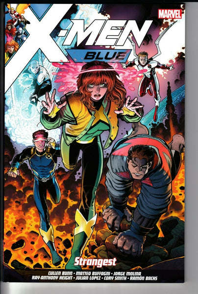 X-MEN BLUE: STRANGEST TP01, Marvel Comics (2017)