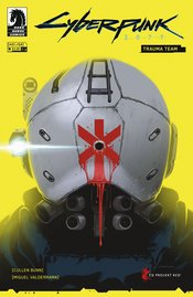 CYBERPUNK 2077 TRAUMA TEAM #1 (OF 4), Dark Horse (2020)