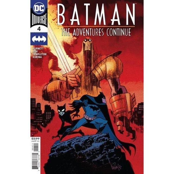 BATMAN THE ADVENTURES CONTINUE #4 (OF 6), DC Comics (2020)