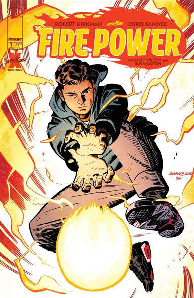 FIRE POWER BY KIRKMAN & SAMNEE #1, Image Comics (2020)
