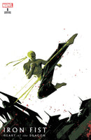 IRON FIST HEART OF DRAGON #1 (OF 6) AJA VARIANT PRE-ORDER 20/01/2021