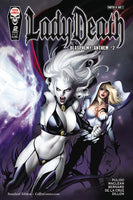 LADY DEATH BLASPHEMY ANTHEM #2 (OF 2) STANDARD COVER