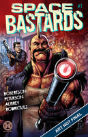 SPACE BASTARDS #1 (MR), PRE-ORDER 13/01/2021