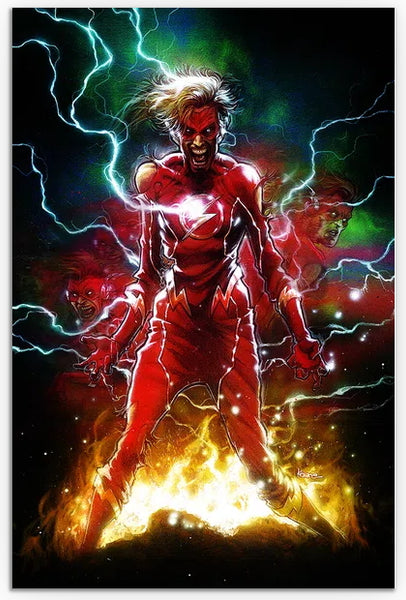 FUTURE STATE THE FLASH #1 CARD STOCK VARIANT, PRE-ORDER 06/01/2021