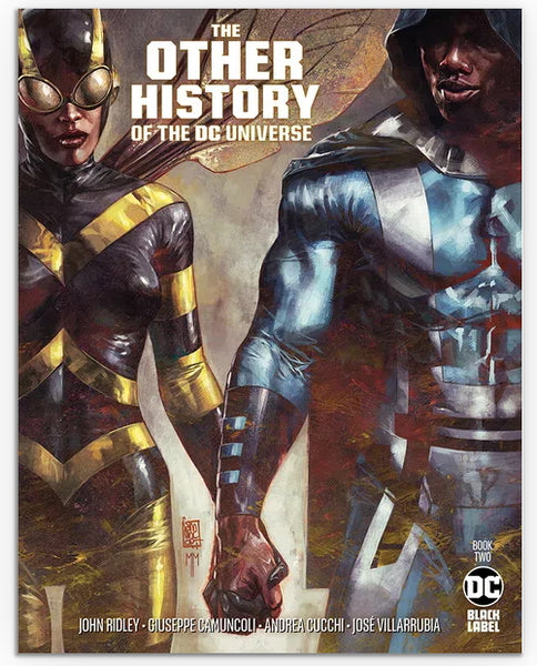 OTHER HISTORY OF THE DC UNIVERSE #2 (OF 5), PRE-ORDER 27/01/2021