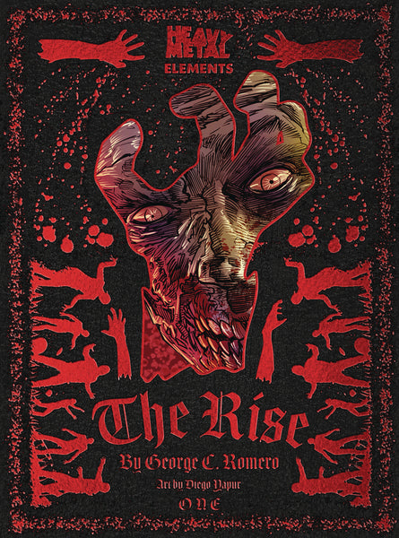 THE RISE #1 (OF 6) PRE-ORDER 24/02/2021