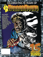 HORRORHOUND ANNUAL 15 YEARS PRE-ORDER 30/12/2020