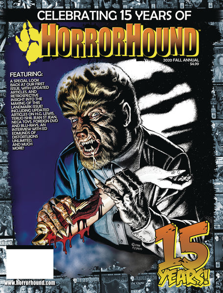 HORRORHOUND ANNUAL 15 YEARS