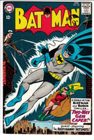 BATMAN #164, TWO-WAY GEM CAPER, DC Comics (1964)