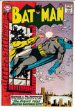 BATMAN #168, THE FIGHT THAT JOLTED GOTHAM CITY, DC Comics (1964)