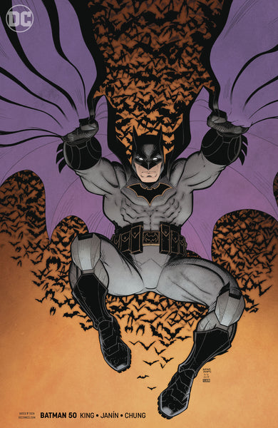 BATMAN #50, ARTHUR ADAMS VARIANT (2018)
