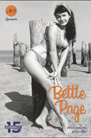 BETTIE PAGE UNBOUND #3, CVR E PHOTO, Dynamite (2019)