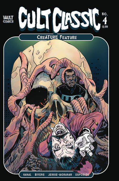 CULT CLASSIC CREATURE FEATURE #4, Vault Comics (2020)