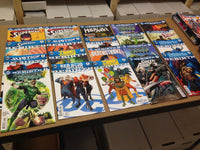 25 DC REBIRTH COMIC BOOKS